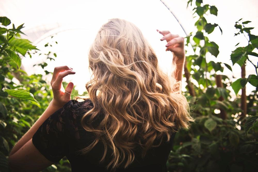 Ayurvédique cheveux