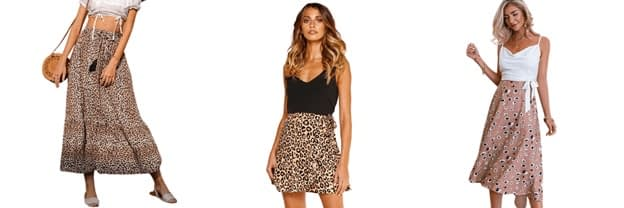 jupe-imprimé-léopard